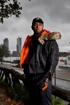Rotterdamse rapper Angelo King mikt op wereldtop
