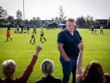 Voetbalvelden weer vol op de zaterdagmorgen in Staphorst