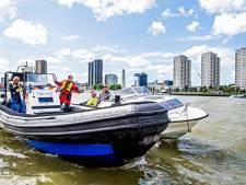 Schipper (52) na wildwest-achtervolging aangehouden op Nieuwe Maas