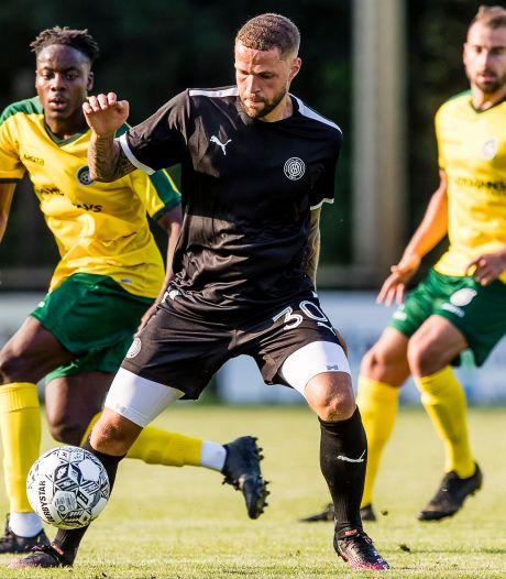 Fortuna Sittard oefent op veld van ZSC'62 tegen Team VVCS
