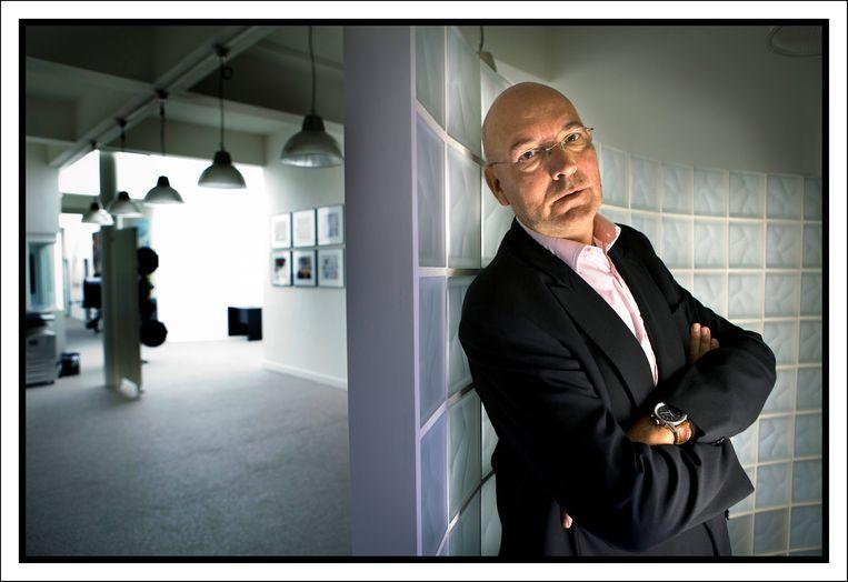 Erwin Provoost wordt de nieuwe baas van het Vlaams Audiovisueel Fonds. Beeld Yann Bertrand