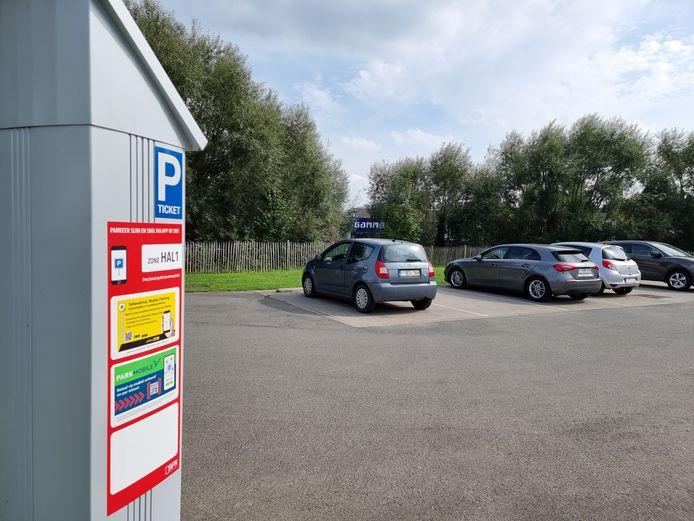 Sinds januari is er een nieuw parkeerbeleid ingevoerd in Halle.