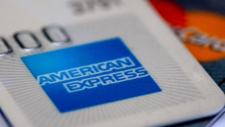 Een creditcard van American Express. Beeld anp
