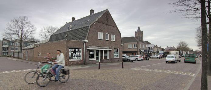 Het voormalige Warenhuis van Schaijk blijft de gemoederen bezig houden