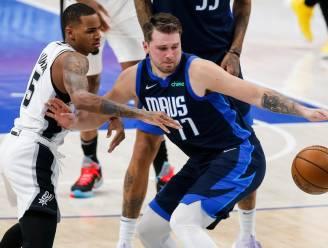 Sterspeler Luka Doncic helpt Dallas Mavericks bij hervatting NBA aan overwinning