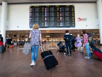 405.000 passagiers op Zaventem in mei: eindelijk lichte stijging