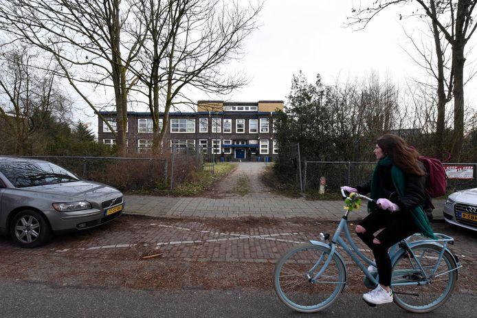 Monumentaal schoolgebouw Minkema.