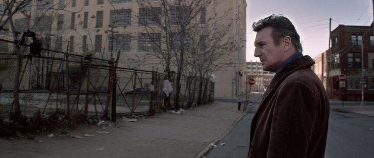 Liam Neeson in A Walk Among the Tombstones. Beeld Universal Studios