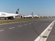 Luchtvaartmaatschappijen zoeken parkeerruimte op Nederlandse vliegvelden
