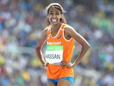 Brons voor Sifan Hassan op 1500 meter
