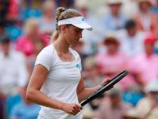 Elise Mertens sèchement battue par Karolina Pliskova à Eastbourne