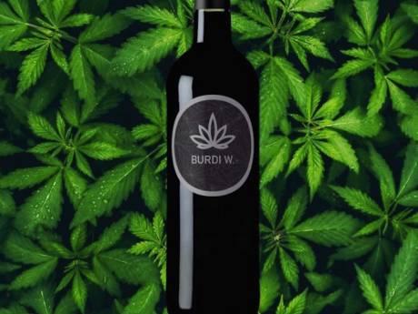Le premier vin français au cannabis