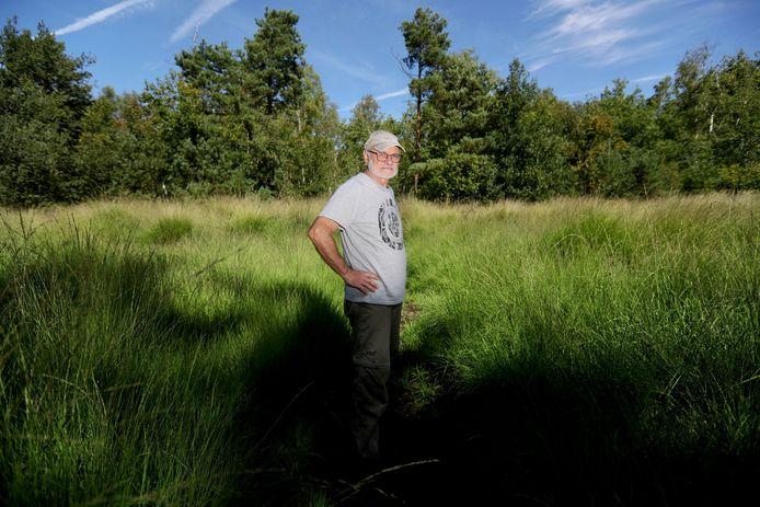 Wilfried Croux in De Groene Delle.