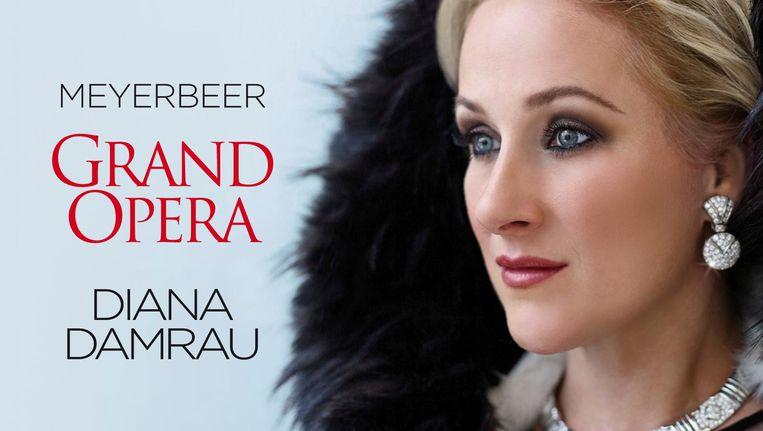 Albumhoes van Grand Opera van Diana Damrau Beeld