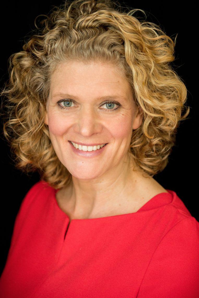 Julia Wouters: 'Vrouwen moeten elkaar bevestigen' Beeld Ruud Pos