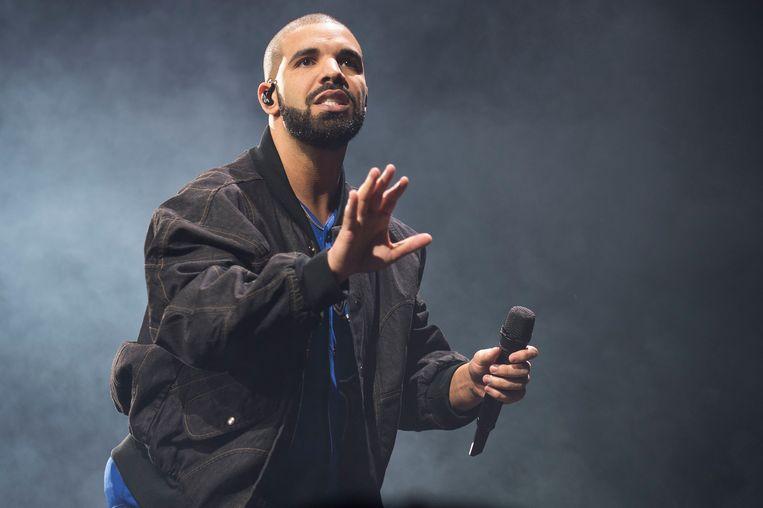 Hitkanon Drake. Beeld AP