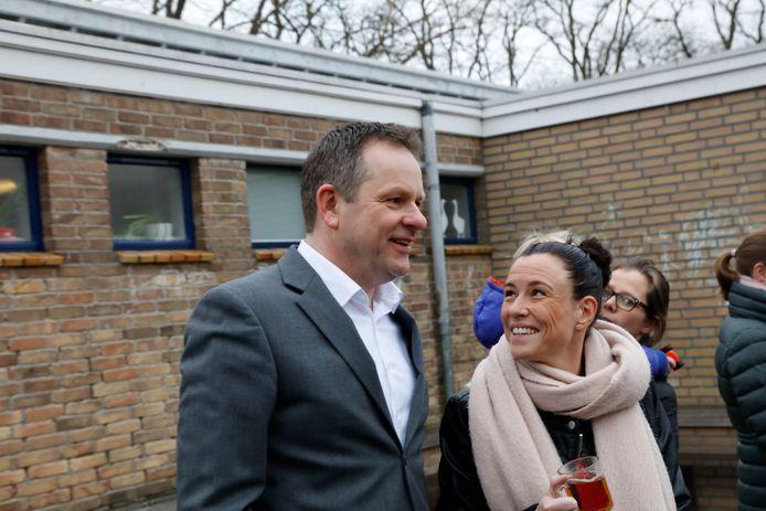 Ed Knies directeur BendenBeekloopschool in Geldrop