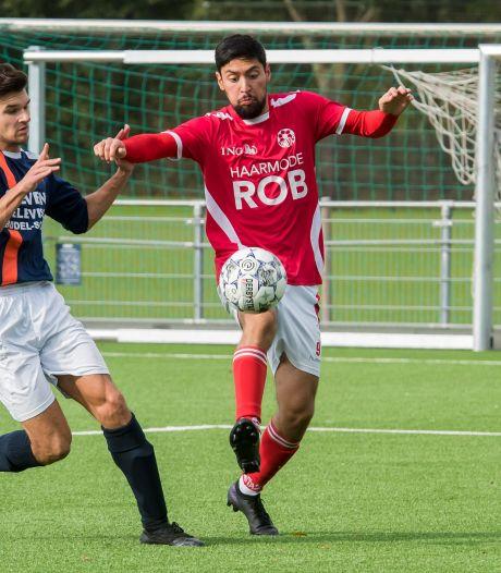 Goalgetter Nawid Sadat ruilt Unitas'59 in voor FC Eindhoven AV
