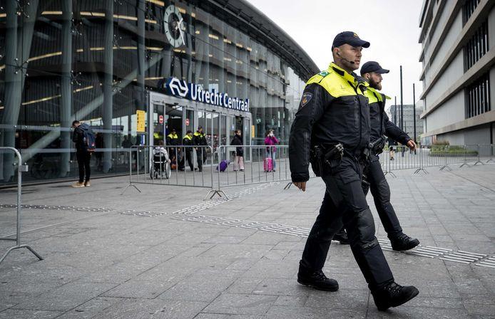 Het slachtoffer van een steekpartij vlak bij Utrecht Centraal ligt nog in het ziekenhuis.