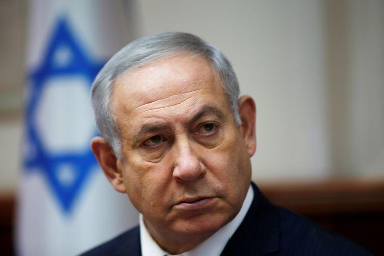Benjamin Netanyahu. Beeld REUTERS