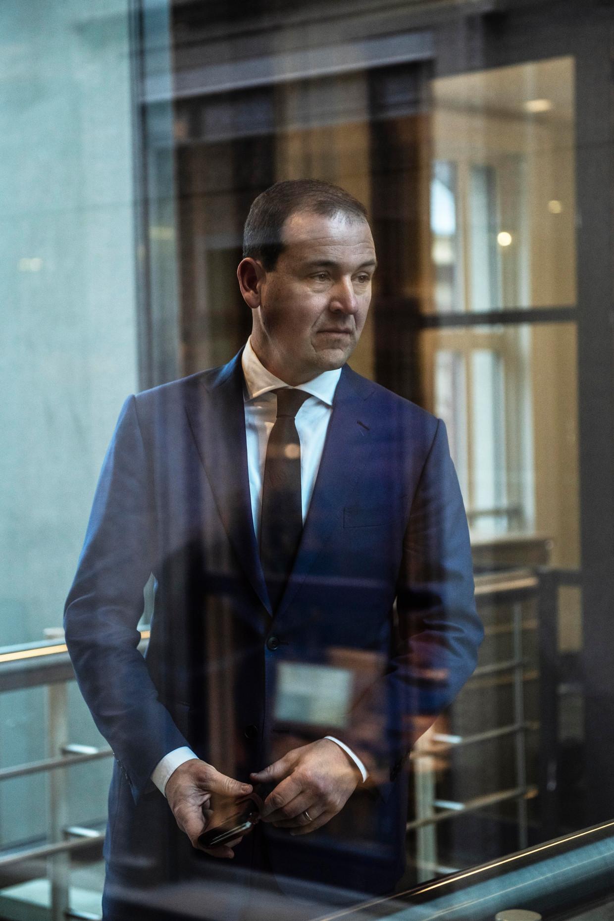 Lodewijk Asscher: 'Het vertrouwen in de PvdA is gegroeid.' Beeld Kiki Groot/Lumen