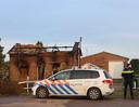 Een woning in Hedel brandde eind november uit, twee mensen raakten daarbij gewond. De brand houdt verband met de afpersingszaak tegen fruithandel De Groot. De woning werd bewoond door medewerkers van het bedrijf.
