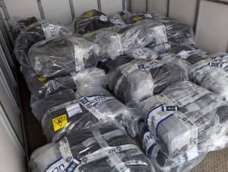 Recordvangst cocaïne in Suriname