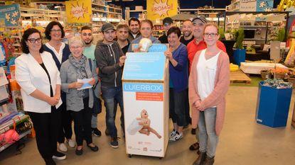 Luierbox verzamelt overschotjes voor kansarme gezinnen