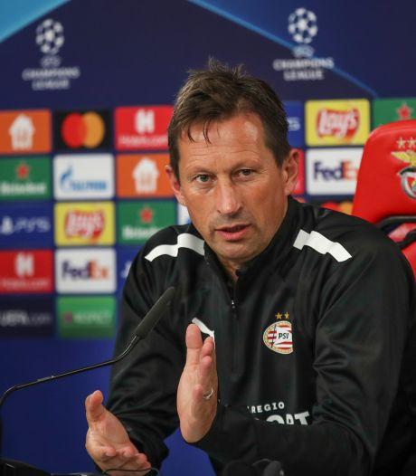 PSV won 20 van de laatste 21 eredivisieduels met Go Ahead Eagles