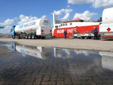 Rotterdam krijgt varend lng-tankstation
