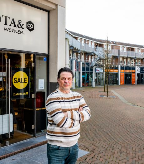 Ondernemer Ruben Vogel eist perspectief: 'Doodsklap als winkels dicht moeten blijven'