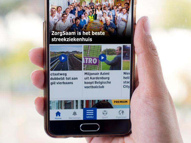 In deze tijd zien lezers het voordeel van de PZC app: Snel op de hoogte zijn wat er speelt