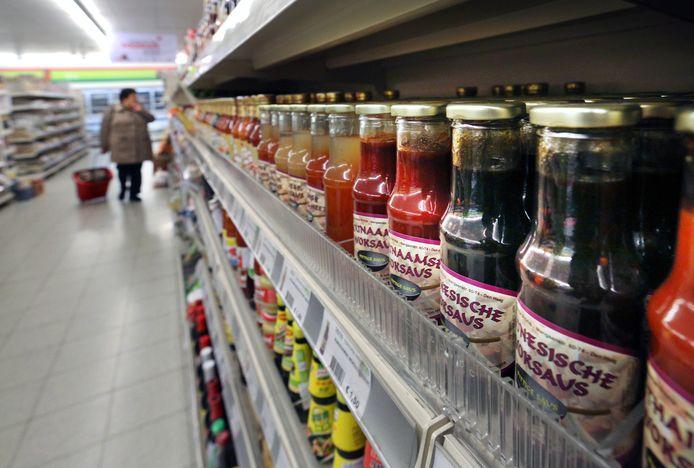 Aziatiasche supermarkt Amazing Oriental.