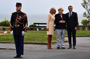 Het Franse presidentspaar verwelkomt vandaag Angela Merkel voor de G7-top in Zuid-Frankrijk.
