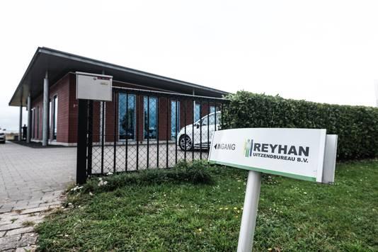 Reyhan uitzendbureau in 's-Heerenberg.