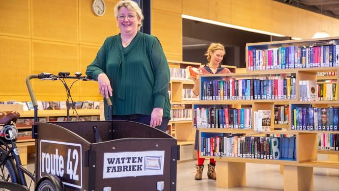 Bibliotheken Route42 wisselen maandelijks duizend stukken uit