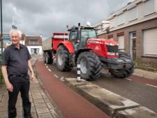 Ontwikkeling rondweg Oud-Vossemeer gaat stapje voor stapje maar te langzaam voor omwonenden