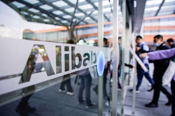 Hoofdkwartier van Alibaba in Hangzhou