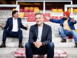 Gilles De Coster presenteert ludieke voetbalquiz met Erik Van Looy en Pedro Elias als kapiteins