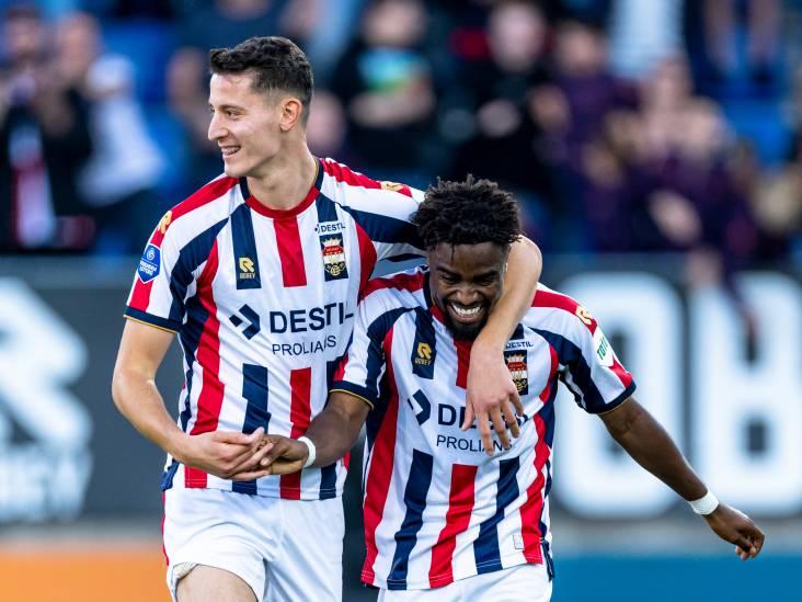 Stuntploeg Willem II klopt beter PSV in rechtstreeks gevecht om de tweede plaats