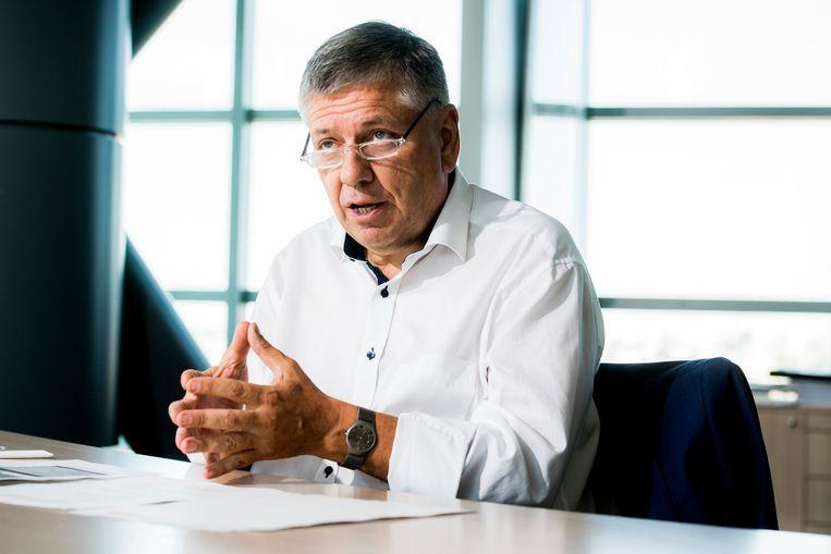 Minister Jo Vandeurzen. Beeld Photo News