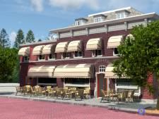 Doek valt voor voormalig Hotel Luijk in Oss