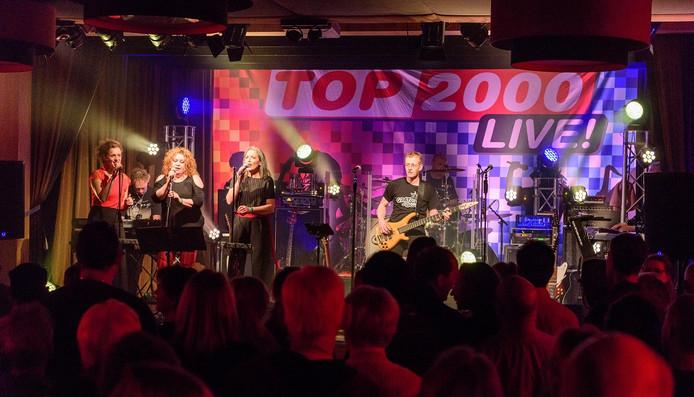 De eerste editie van het live-festijn.