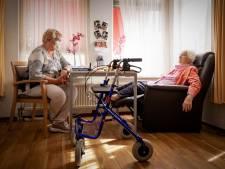 Bezoekers zorghuizen Vechtdal soms voor dichte deur: 'eerst digitaal registreren'