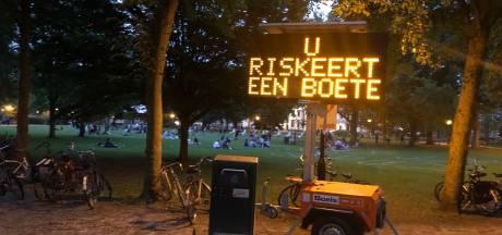 Dit is wat er er om klokslag elf uur gebeurde in de Utrechtse parken 'hier worden wij heel blij van'