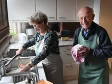 Henk Baas (102) ging een dagje op pad met Gordon: Naar de kerk, zoals elke week