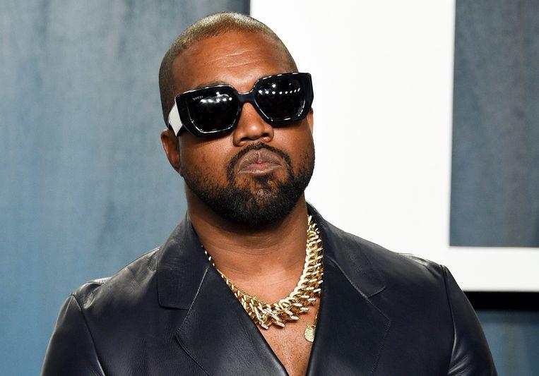 Kanye West Beeld AP