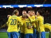 VIDEO: Zweden zet extra druk op Oranje met ruime thuiszege