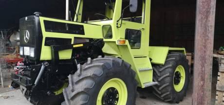 Er kan veel niet bij zesde Feldtage in teken van Mercedes-tractor in Nordhorn