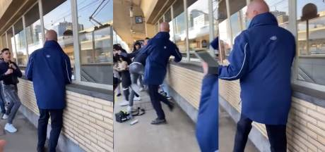 """""""Fils de p***"""": un accompagnateur de train agressé par des jeunes à la gare du Nord"""